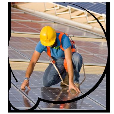 Montaż paneli słonecznych